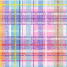 Load image into Gallery viewer, Pastel Plaid - Multi