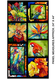 Rainforest Panel Multi