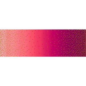 Ombre Border Pink
