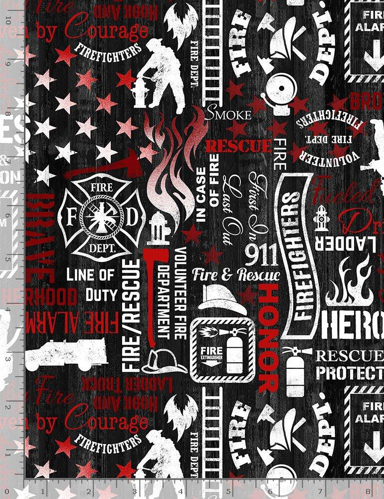 Firefighter Words