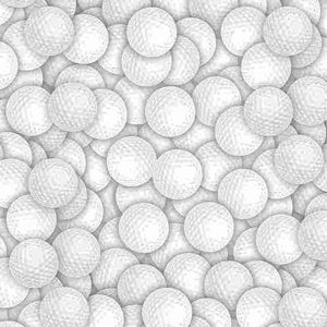 Packed Golf Balls