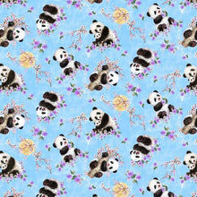 Load image into Gallery viewer, Packed Panda - White