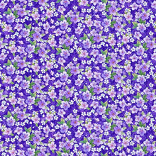 Load image into Gallery viewer, Large Floral - Purple