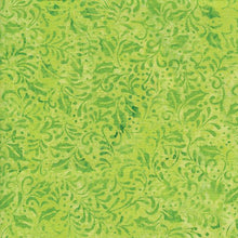 Load image into Gallery viewer, Island Batik - Green Leaf
