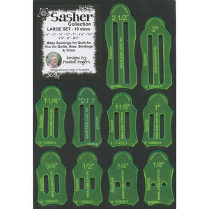 Sasher Collection, Larger