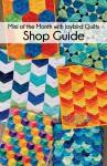 Load image into Gallery viewer, Jaybird Shop Guide Mini of the Month Pattern