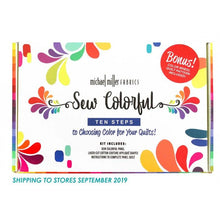 Load image into Gallery viewer, Sew Colorful Kit - Colorwheel