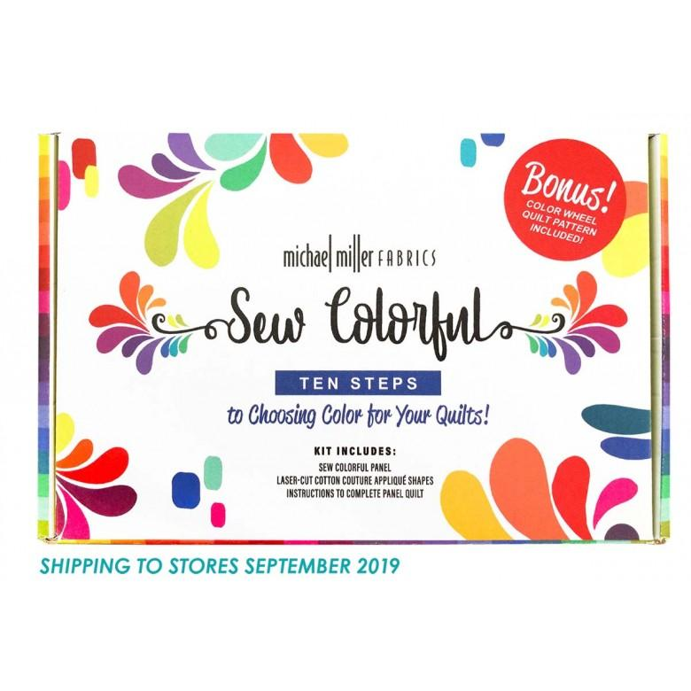 Sew Colorful Kit - Colorwheel