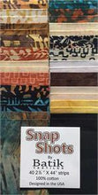 Load image into Gallery viewer, Summer Safari 2.5 Strips by Batik Textiles