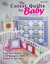 Load image into Gallery viewer, The Cutest Quilts for Baby
