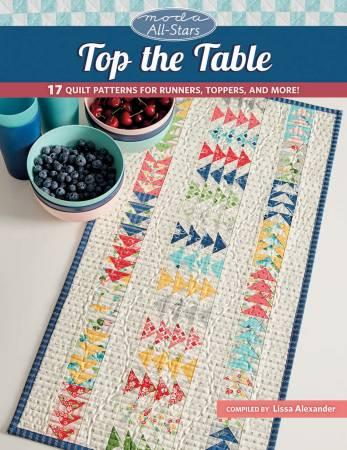 Top the Table Pattern Book