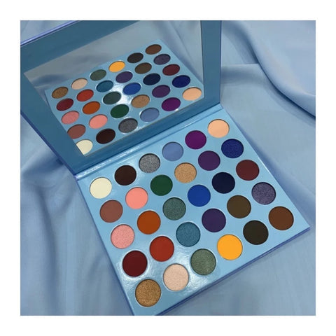 Not just the Blues eyeshadow palette