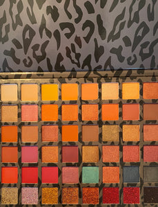 Cheetah print Eyeshadow Palette