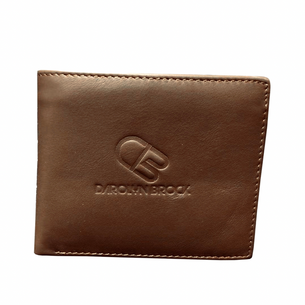 Robert genuine leather men wallet (RFID)