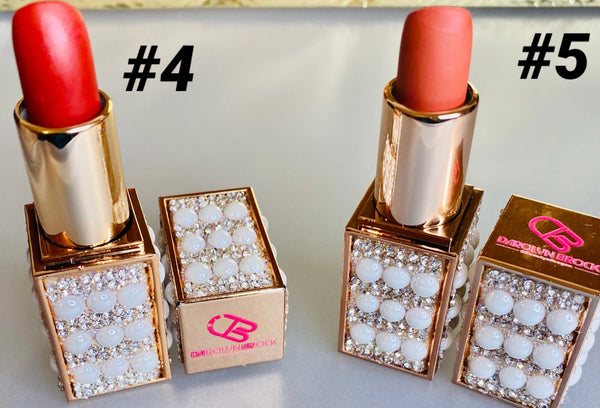 Pearls for the Girlz Lipstick