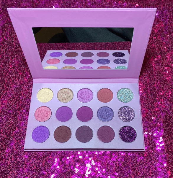 Passionate Reset eyeshadow palette