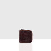 Wallet Chocolate Croc