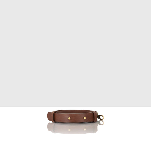 Waist Adjustable Belt Classic Brown