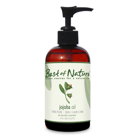 Best of Nature Jojoba Skin & Hair Care Oil