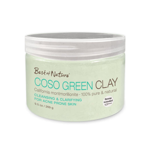 Best of Nature Coso Green Clay - LaShayAsante Beauty