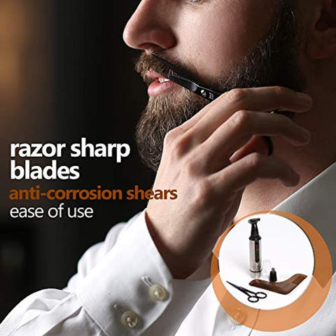 Beard Grooming and Trimming Set for Men - LaShayAsante Beauty