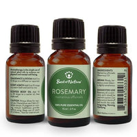 Best of Nature Rosemary Essential Oil - LaShayAsante Beauty