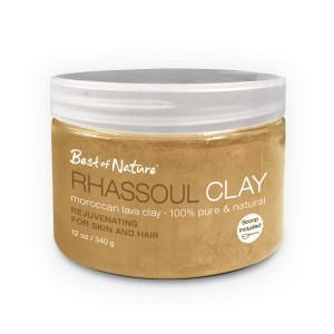 Best of Nature Rhassoul (Moroccan Lava) Clay - LaShayAsante Beauty