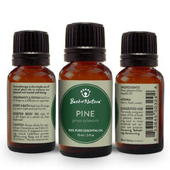 Best of Nature Pine Essential Oil - LaShayAsante Beauty