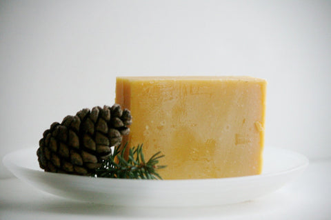 2 Lavender Cypress Shampoo Bar - LaShayAsante Beauty