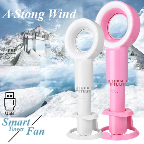 Mini Portable USB Cooling Air Conditioner Purifier - LaShayAsante Beauty