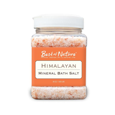Best of NatureHimalayan Mineral Bath Salt - LaShayAsante Beauty