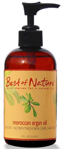 Best of Nature Argan Skin & Hair Care Oil - Moroccan - LaShayAsante Beauty