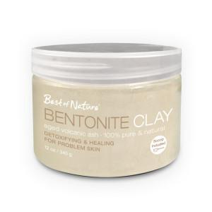 Best of Nature Bentonite Clay - Aged Volcanic Ash