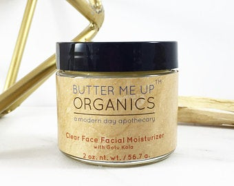 Butter Me Up Face Cream Facial Moisturizer Organic - LaShayAsante Beauty