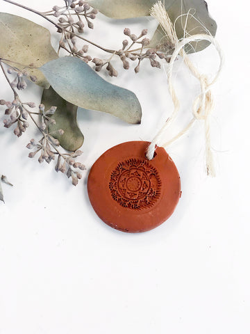 10 Butter Me Up Terra Cotta Essential Oil Diffuser/ Air Freshener - LaShayAsante Beauty