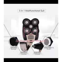 Ultimate 5 in 1 Grooming Kit for men and women - LaShayAsante Beauty