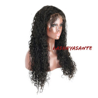 LashayAsante Water wave  Full Lace wig - LaShayAsante Beauty