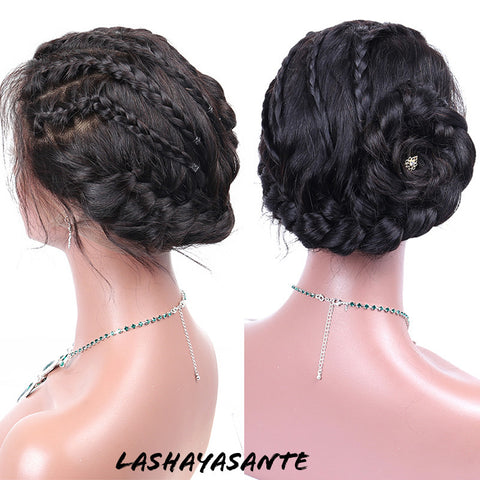 LashayAsante 360 Body wave wig