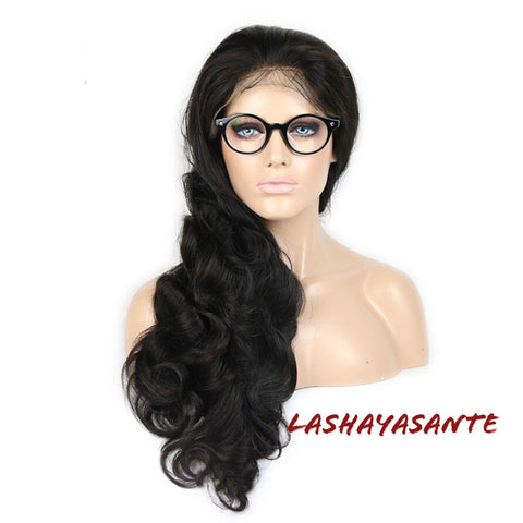 LashayAsante Body wave 360 wig