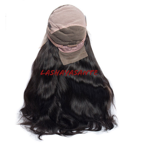 LashayAsante Body Wave Full Lace wig