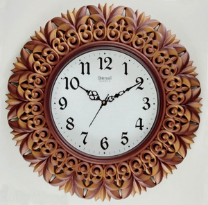 Quartz Wall Clock Model No. 1181