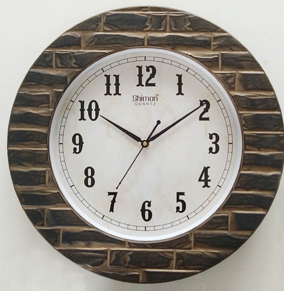 Quartz Wall Clock Model No. 1141