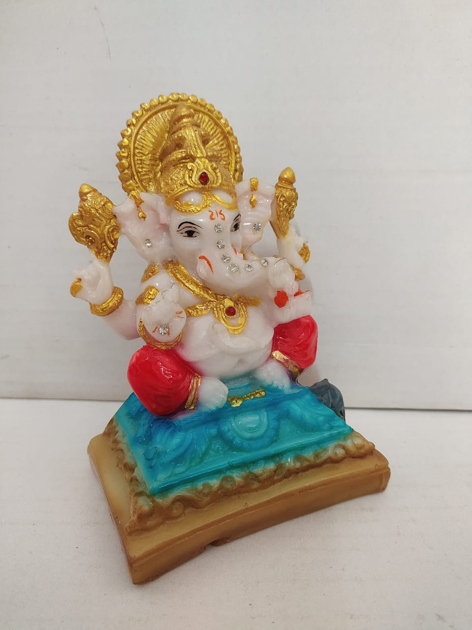 Aashirwaad Ganesha with Snake Belt (AK70)