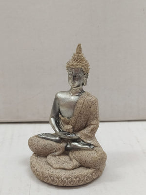 Medidating budha in Stone finish (CT20)