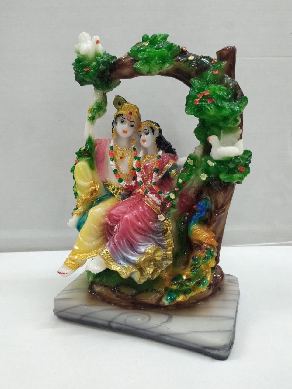 Buy Radhakrishna In Jhula (CT53) Online