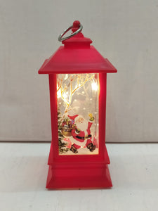 Buy LED Lantern With Santa Design (DC097)Online