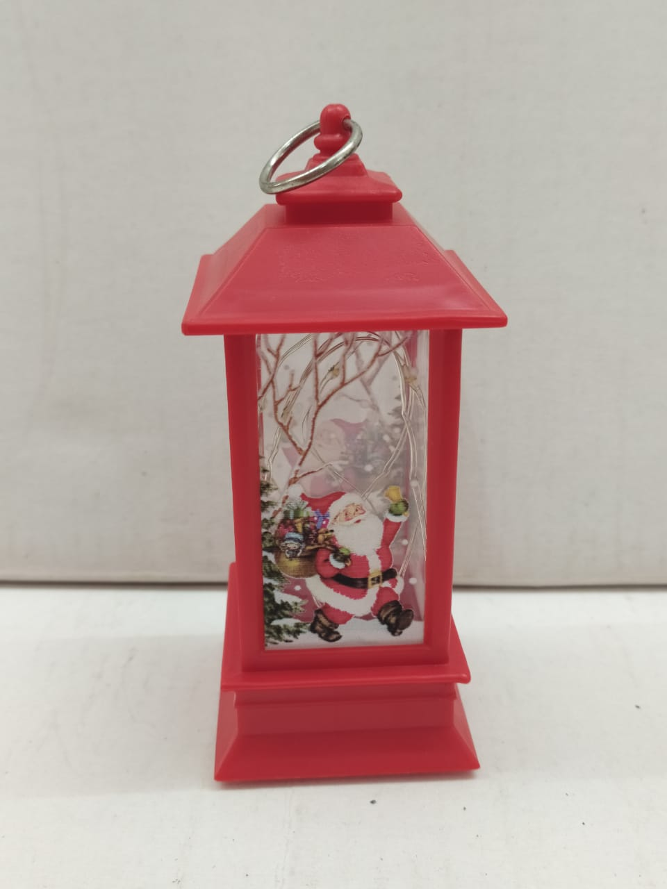 Buy LED Lantern With Santa Design (DC097) Online