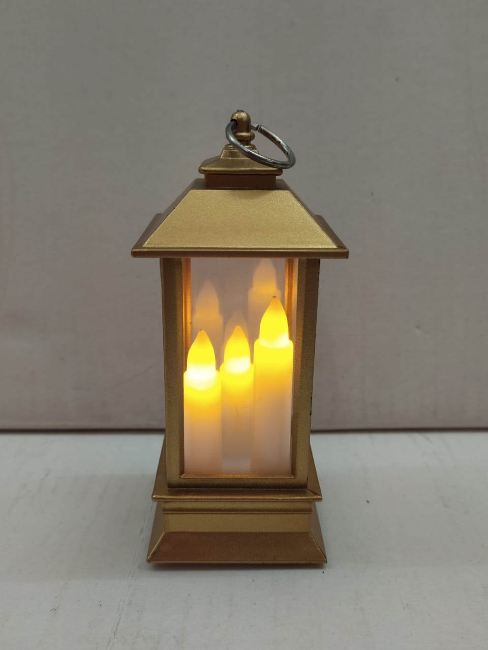 Buy LED Lantern With Candles Design (DC098)Online