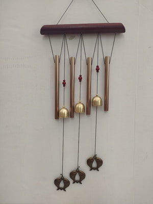 Buy Wind Chime With Fengshui Fish Online