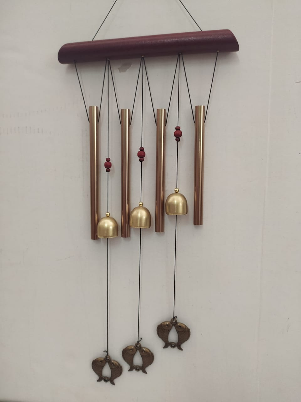 Buy Wind Chime With Fengshui Fish (DLM50) Online